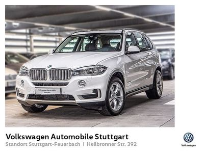 gebraucht BMW X5 xDrive 40d Sport-Utility-Vehicle Xenon-Scheinwerfer, Klimaautomatik