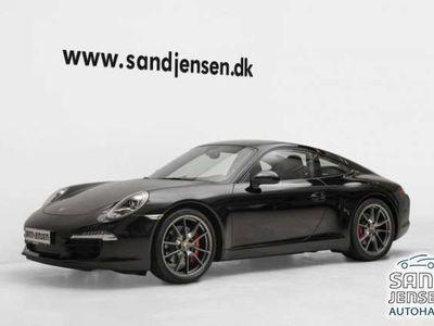 gebraucht Porsche 911 Carrera S Coupe PDK Sportabg. PDLS Sport Chron