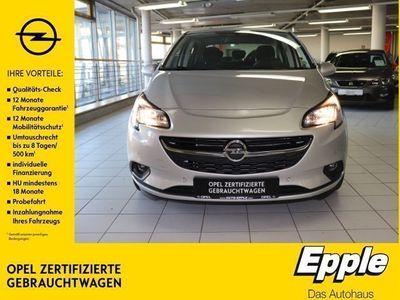 gebraucht Opel Corsa E Active 1.4 EU6d-T Rückfahrkam. PDCv+h Beheizb. Frontsch. Multif.Lenkrad NR RDC