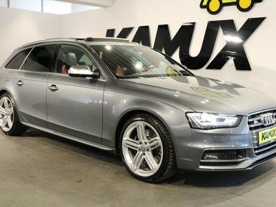 gebraucht Audi S4 3.0 TFSI quattro +Schalensitze +Carbon-Int. +ACC +B&O +Stdhzg. +Individual-Leder