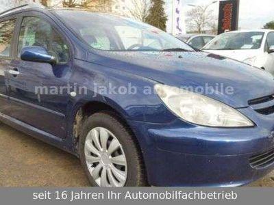 gebraucht Peugeot 307 Break / SW SW Premium aus 1 Hand+WEBASTO STA als Kombi in Mainaschaff