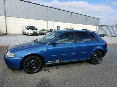 gebraucht Audi A3 1.6 Gasanlage