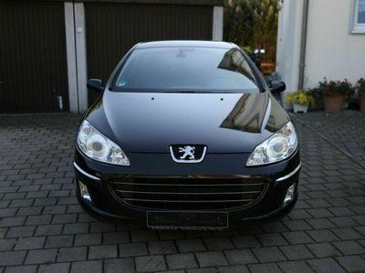 gebraucht Peugeot 205 407 HDiV6 Bi-Turbo Automatik JBL, AHK als Limousine in Dietenheim