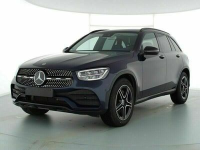 gebraucht Mercedes GLC300 d 4M, AMG, PANO, DISTRONIC, KAMERA