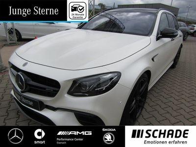 gebraucht Mercedes E63 AMG S 4M T Standheizung*Widescreen*Designo*