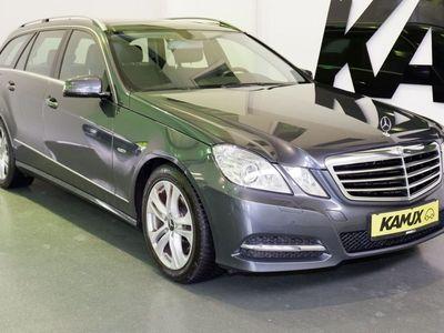gebraucht Mercedes E300 CDI +Navi +Bi-Xenon +Tempomat +Pano