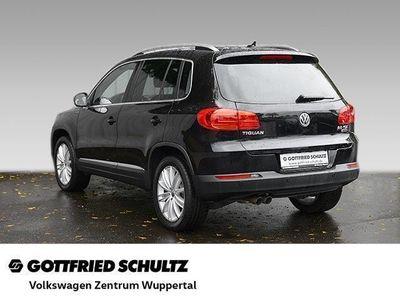gebraucht VW Tiguan Lounge 2,0 TDI DSG 4motion Sport & Style - Klima,Sitzheizung,Alu,Servo,