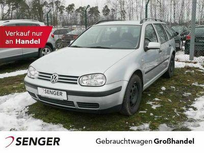 gebraucht VW Golf Variant Special Klima Servo ESP Dachreling Fahrzeuge kaufen und verkaufen