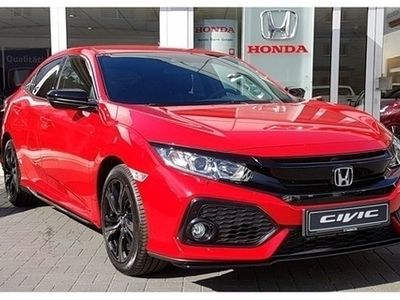 käytetty Honda Civic 1.0 Turbo Elegance Sport-Paket Black-Line