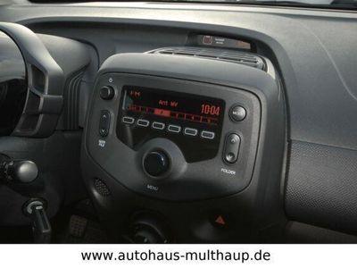 gebraucht Citroën C1 / VTi 72 / 3-türer / Klima / Audio System