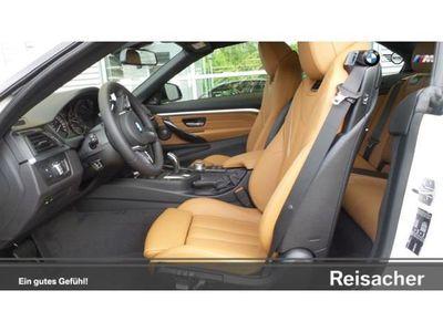 gebraucht BMW 420 d A Cabrio M-Sportpaket,KliA,Navi,LM,Leder,Au
