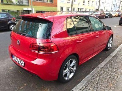 gebraucht VW Golf R-LINE XENON LED RÜCKFAHRKAMARA VOLL