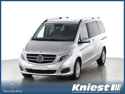 gebraucht Mercedes V220 d Av.ED.*kompakt*360*ILS*CMD*Sitzkl.*Leder