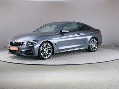 gebraucht BMW 420 4 Serie d Coupe Aut. M Sport LED ALCANTARA NAVI
