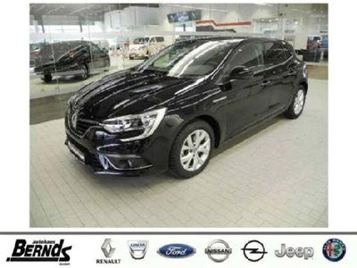 gebraucht Renault Mégane TCe 140 GPF EDC (AUTOMATIK) LIMITED DELUXE