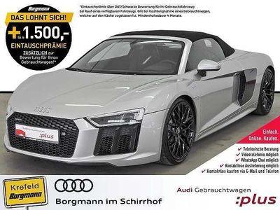 gebraucht Audi R8 Coupé Neu V10 5.2 FSI quattro S tronic MMI Navi plus B&O LED KLIMA LEDER ALU