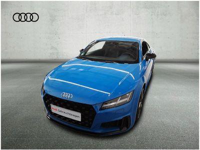 gebraucht Audi TT Coupé S line 40 TFSI S tronic NAVI|Matrix schwarz