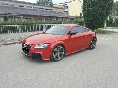 gebraucht Audi TT RS / 6 Gang / TOP Zustand als Sportwagen/Coupé in Kelheim