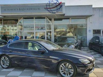 gebraucht BMW 640 d xDrive Gran Coupe*LED*360-CAM*PANO*H&K*