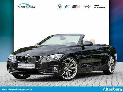 """gebraucht BMW 425 d Cabrio 20"""" HiFi Xenon Navi Bus. Tempomat"""