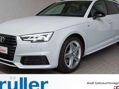 käytetty Audi A4 Avant S line 2.0 TFSI Matrix LED Sitzh Navi