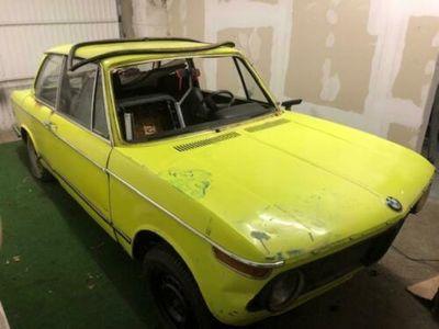 käytetty BMW 1802 Scheunenfund Rarität 02 Teile