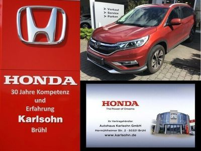 käytetty Honda CR-V 1.6i DTEC 4WD Automatik Lifestyle