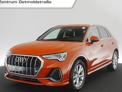 gebraucht Audi Q3 35 TFSI S line Virtual LED Navi Teilleder DAB PDCplus 18Zoll S tronic