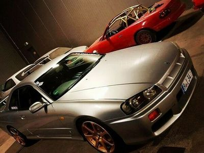 gebraucht Nissan Skyline R34 GTT+Felgen+Fahrwerk*Neu*
