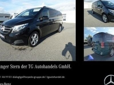 gebraucht Mercedes V220 AVANTGARDE EXTRALANG+LED+8-SITZE+RFKAM+JST