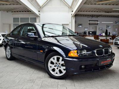 gebraucht BMW 318 Ci Coupe Automatik + PDC + Rentner+ wenig KM
