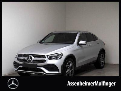 gebraucht Mercedes 200 GLCCoupé AMG **9G/AHK/Totwinkel/Kamera