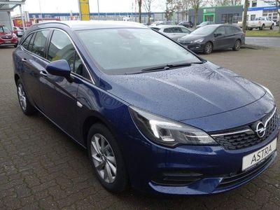 gebraucht Opel Astra 1.2 T S/S ST Elegance,LED,RFK,Lr & Sitzhzg