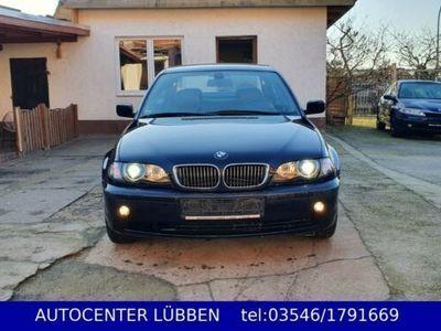 gebraucht BMW 316 Baureihe 3 Lim. i Edition Exclusiv