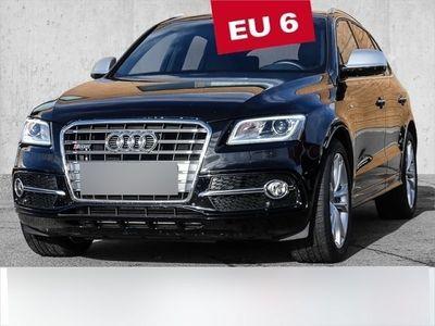 gebraucht Audi SQ5 3.0 TDI competition NAVI XENON ALU PDC SHZ
