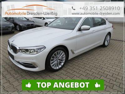 gebraucht BMW 540 i xDrive Luxury Line*UPE 81.000Euro*DAB*Hifi