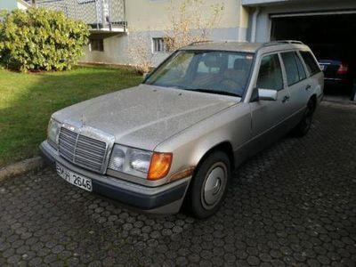 gebraucht Mercedes 230 Benziner 124TE