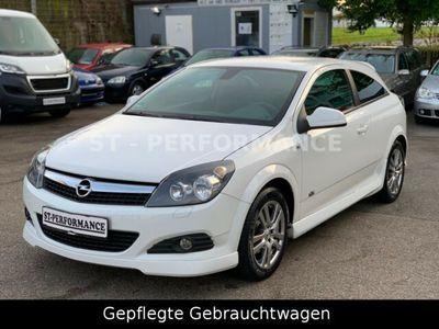 gebraucht Opel Astra GTC Astra HEdition 1.6 OPC LINE AUTOMATIK KLIMA