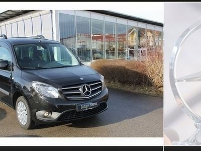 gebraucht Mercedes Citan 111 CDI Edition+Tourer+Klimaautomatik+