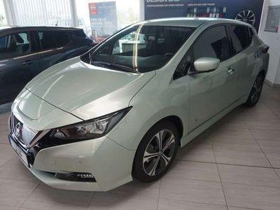 gebraucht Nissan Leaf /40KW/N-CONNECTA/360°/WINTERPAKET/SOFORT