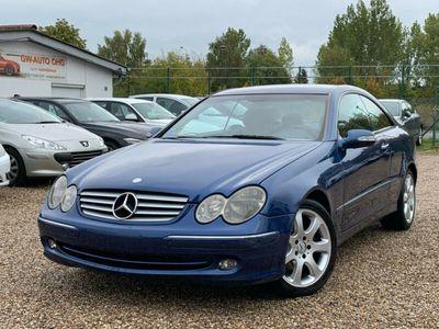 gebraucht Mercedes 170 CLK 270Cdi*Navi*Autom*2xPDC*Tempom*