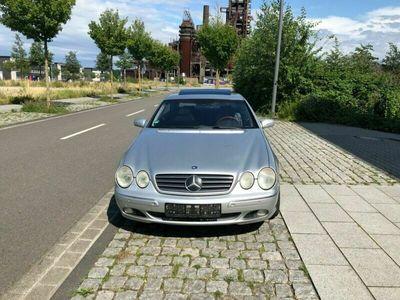 gebraucht Mercedes CL600 VorMopf