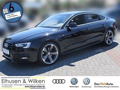 gebraucht Audi A5 Sportback 2.0 TDI*QUATTRO*S-LINE*SPORT-EDITION*