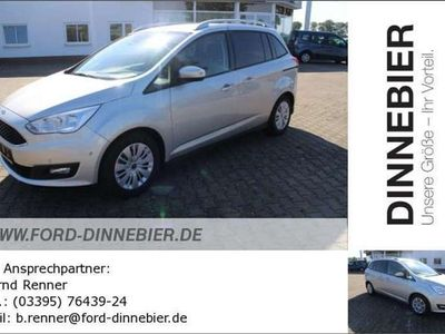 gebraucht Ford Grand C-Max Cool& Connect 1.0ÉcoBst 92KW PDC Klimaautomatik