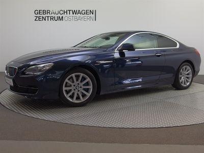 käytetty BMW 640 d Coupe +HUD+PDC+LEDER+NAVI++