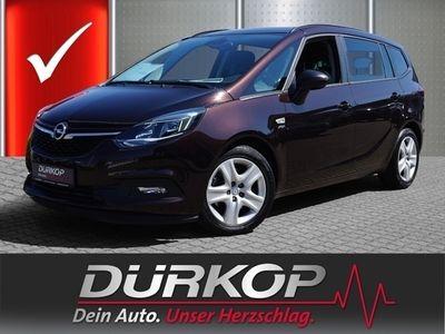 gebraucht Opel Zafira 1.6 T Active Navi Klimaaut. Sitzhzg. Park