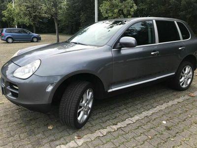 gebraucht Porsche Cayenne S LPG-Pins ATM 87 tkm