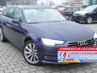 gebraucht Audi A4 Avant 2.0 TFSI 190 S-tronic Nav+ BiXenon Lane