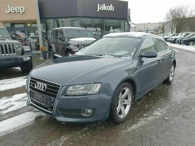 gebraucht Audi A5 Sportback 3.2 FSI quattro+LEDER