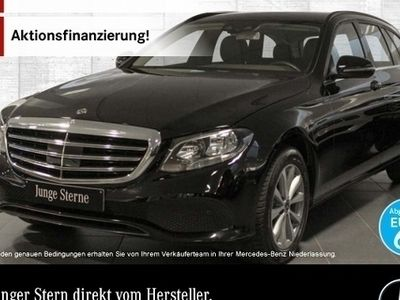 gebraucht Mercedes E200 d COMAND PTS Easy-Pack 9G Sitzh Temp